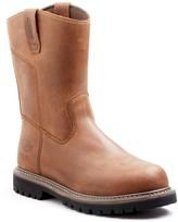 Dickies Abbott Men's Steel Toe Wellington Work Boots