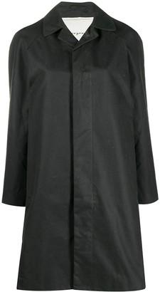 Toogood Concealed Fastening Coat