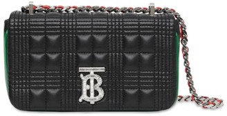 Burberry Mini Quilted Leather Lola Bag