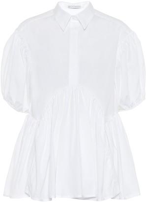 Cecilie Bahnsen Ellie cotton blouse