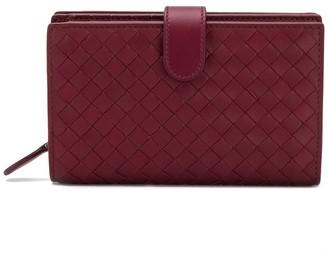 Bottega Veneta interwoven wallet