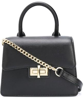 DKNY Jojo leather tote bag