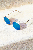 Free People Womens SIN CITY AVIATOR