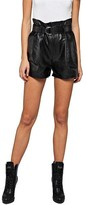 Replay Leather Shorts