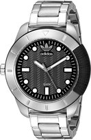 adidas Men's ADH3088 Adh-1969 Analog Display Quartz Silver Watch