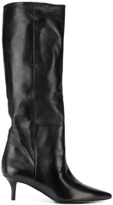 Marc Ellis kitten heel boots