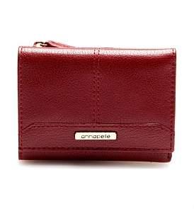 Dakota Joan Weisz Leather Small Wallet