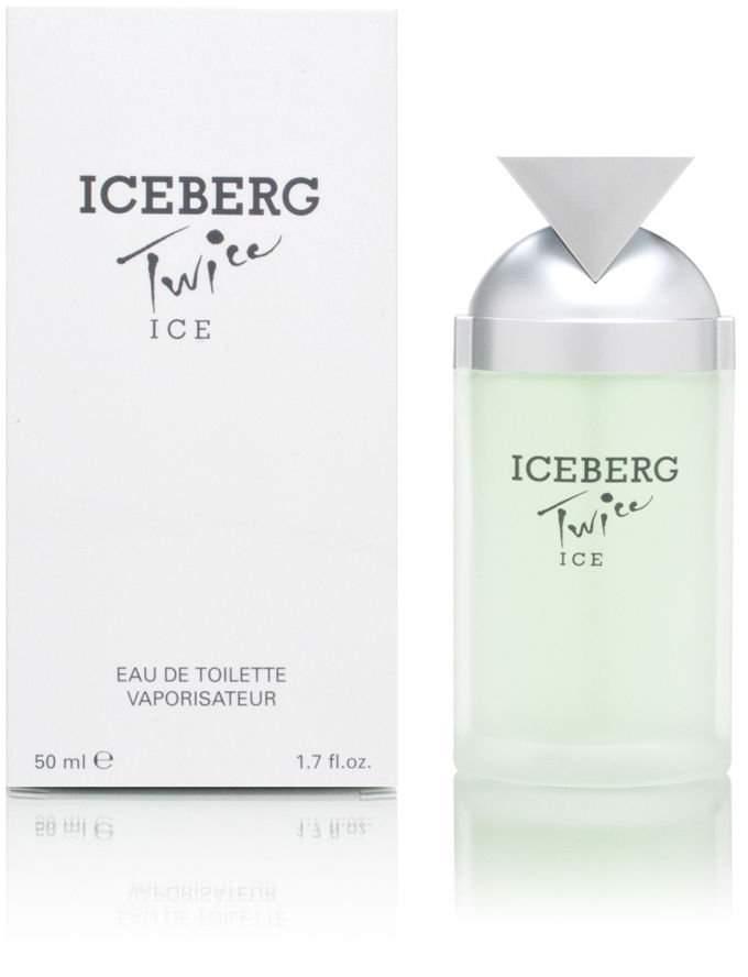 Iceberg Twice Ice by for Women 1.7 oz Eau de Toilette Spray