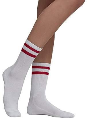Urban Classic 2-Stripe Socks 2-Pack, Men's Socks,12-14 UK ( EU)