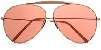 Acne Studios Aviator-style Sunglasses