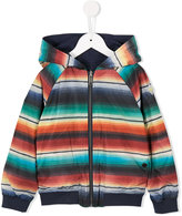 Paul Smith striped jacket - kids - Cotton/Polyester/Spandex/Elastane - 8 yrs