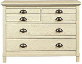 Stone & Leigh Driftwood Park Single Dresser, Whitewash