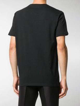 Alexander McQueen Botanical Skull print T-shirt