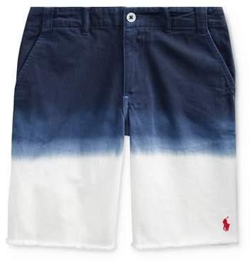 5ab8c2b0ef Boys' Straight Fit Dip-Dyed Shorts - Big Kid