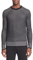 Belstaff 'Nelson' Wool & Cashmere Waffle Knit Pullover