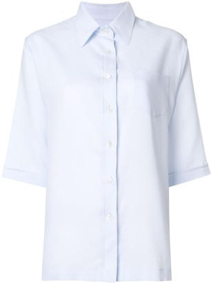 Holland & Holland cropped sleeves shirt