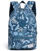 The Herschel Supply Co. Brand 'Heritage' hawaiian print canvas 9L kids backpack