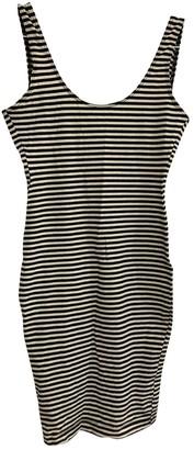 American Apparel Multicolour Cotton - elasthane Dress for Women
