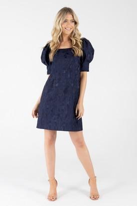 Zibi London Lala Puff Sleeve Dress
