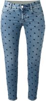 Stella McCartney skinny jeans - women - Cotton/Polyester/Spandex/Elastane - 28