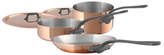 Mauviel Polished Cookware Set (5 PC)