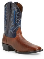 Ariat Men's 'Sport Outfitter' Leather Cowboy Boot