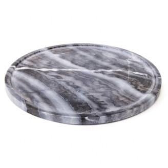 Xlboom XLBOOM - Grey Forte 4 Marble Plate - Grey