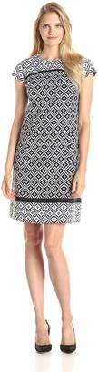 Jones New York Women's Cutout Back Dress