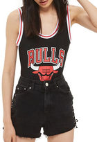 Topshop Chicago Bulls Reverse Bodysuit by UNK