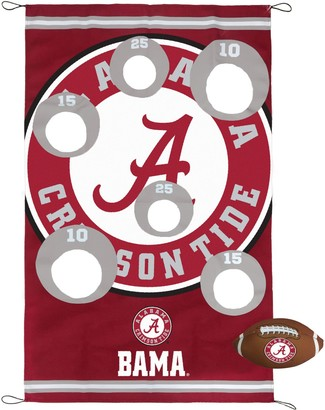 Alabama Crimson Tide Ball Target Practice Game