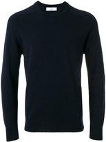 Ami Alexandre Mattiussi crew-neck jumper - men - Cashmere/Wool - XS