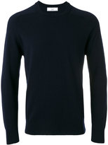 Ami Alexandre Mattiussi crew-neck sweater - men - Cashmere/Wool - XS