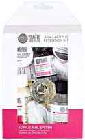 Beauty Secrets 4 in 1 Nail Extension Kit