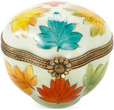 Chamart Chantilly Autumn Leaves Box