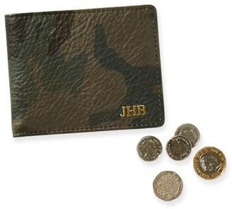 Mark & Graham Bond Leather Folded Wallet