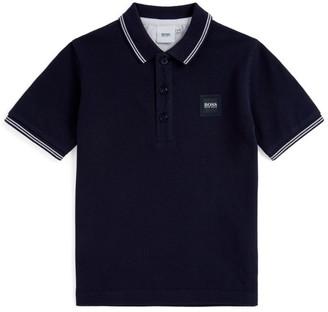 BOSS Kidswear Logo Polo Shirt (4-16 Years)