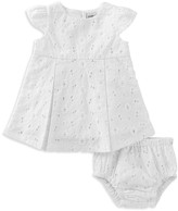 Absorba Girls' Eyelet Dress & Bloomers Set