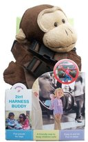 Gold Bug baby 2 in 1 harness buddy backpack safety reins (CHIMP) by