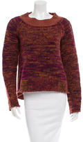 Creatures of the Wind Contrast Wool Sweater