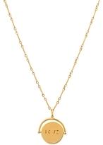 Lulu DK Love Charm Spinner Pendant Necklace, 18