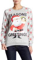 Freeze Seasons Greetings Sweatshirt