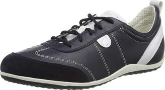 Geox D Vega A Womens Low-Top Sneakers