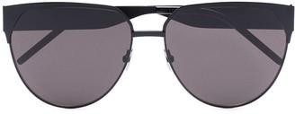 Saint Laurent Round Sunglasses