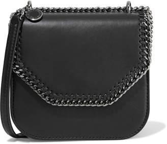 Stella McCartney Falabella Box Mini Faux Leather Shoulder Bag