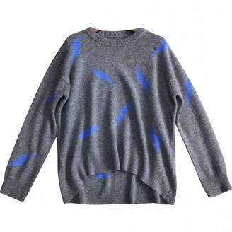 Zadig & Voltaire Spring Summer 2019 Grey Cashmere Knitwear for Women