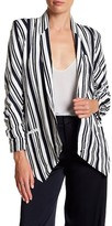 Glamorous Striped Blazer