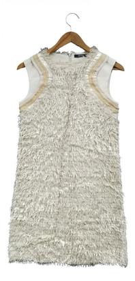 Undercover Beige Silk Dresses
