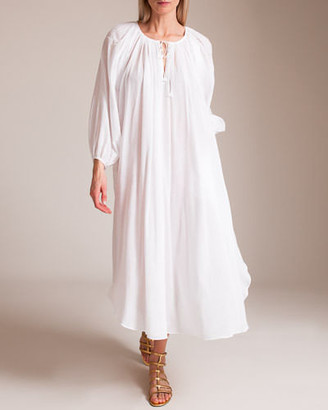 Loup Charmant Airy Cotton Peasant Tunic