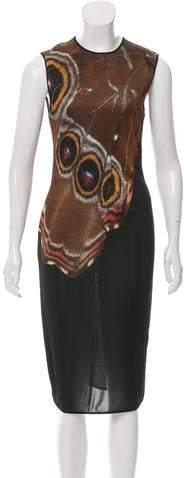 Givenchy Knit Bodycon Dress w/ Tags
