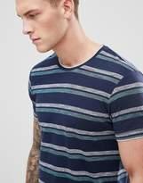 Esprit T-Shirt With Double Stripe
